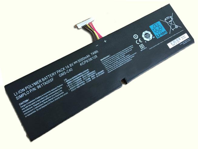 GMS-C40 laptop accu