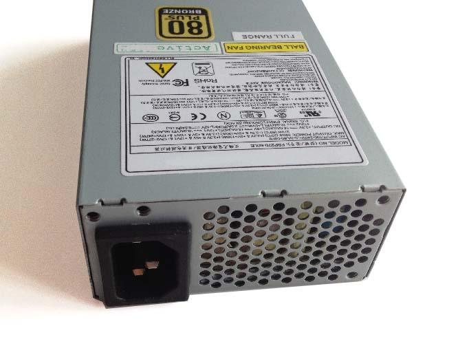 FSP270-60LE +3.3V DC +5V DC/16.0A @ +3.3V DC adapter