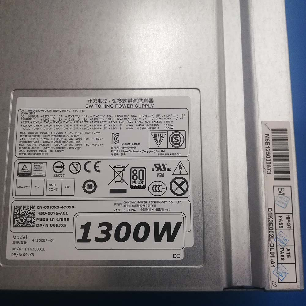 h1300ef-01 Voeding adapter
