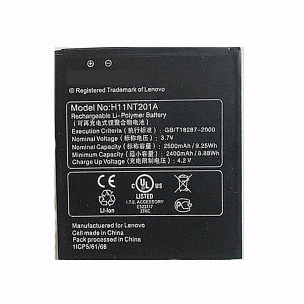 H11NT201A 2400mAh/8.88WH 3.7V/4.2V laptop accu