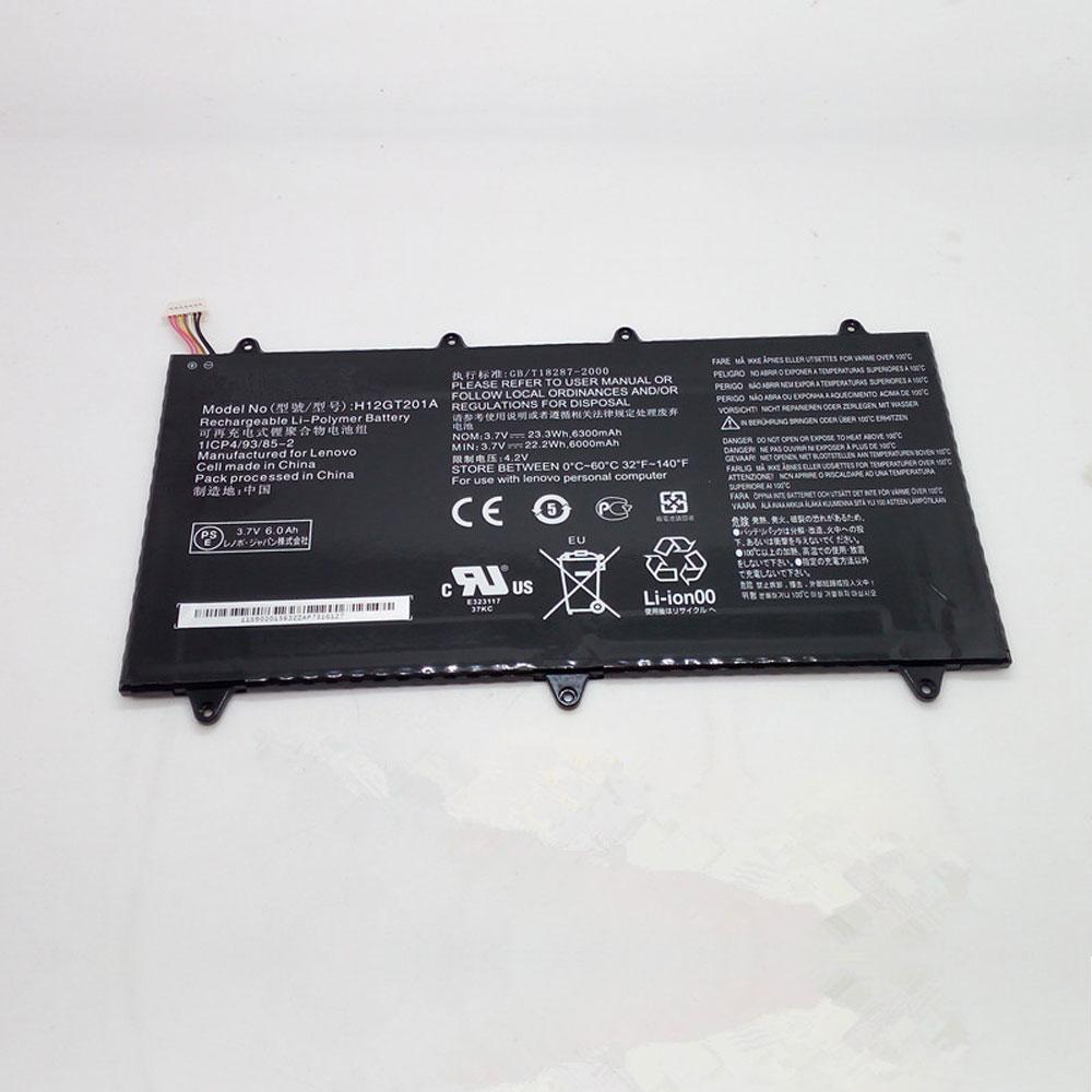 H12GT201A 23.3Wh 3.7V laptop accu