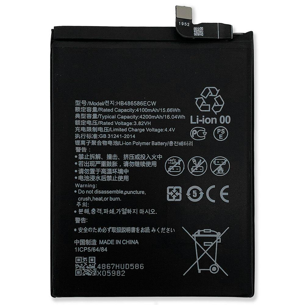 HB486586ECW Telefoon Accu's
