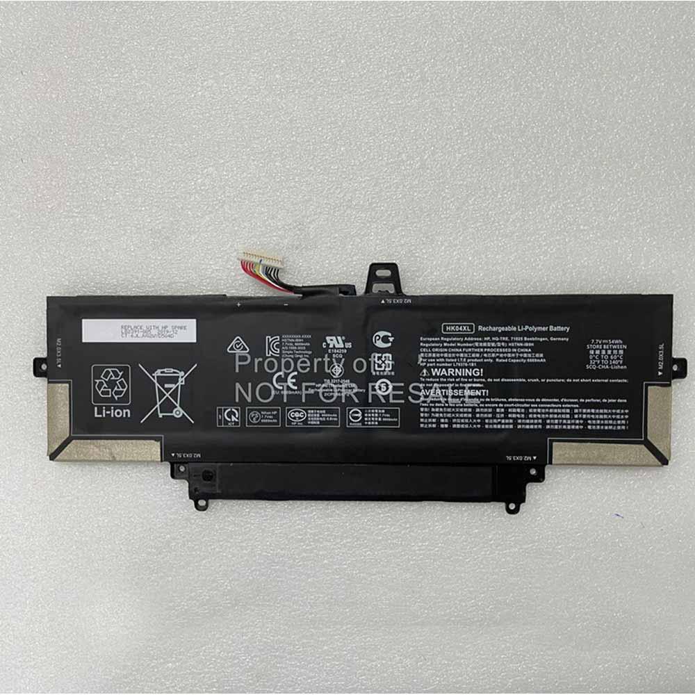 HK04XL laptop accu's