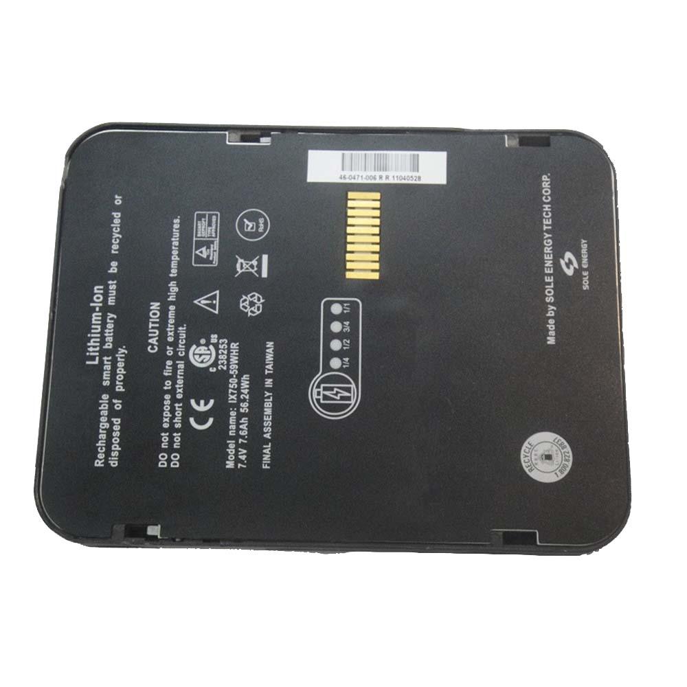 IX750-59WHR laptop accu's