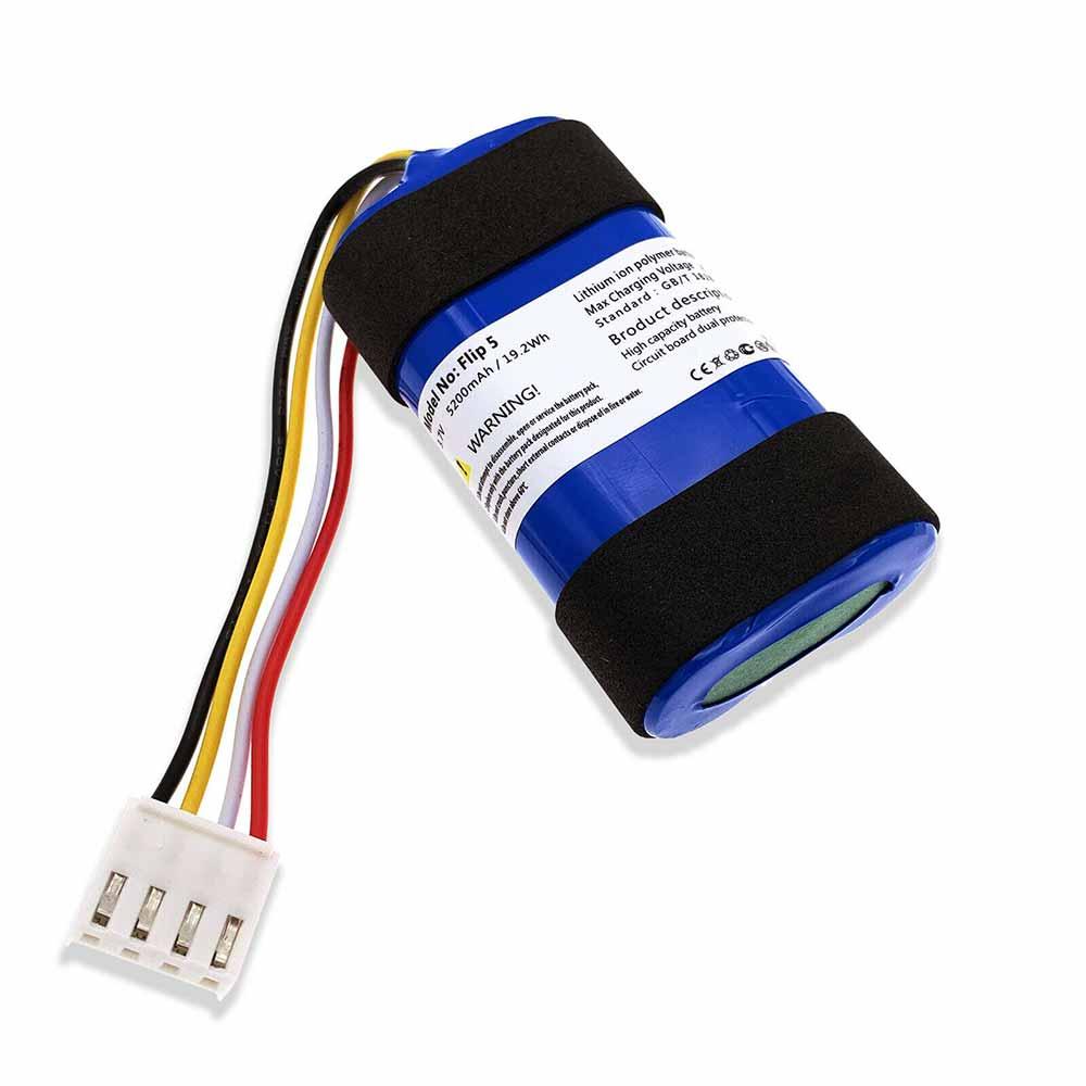 Flip-5 batterij