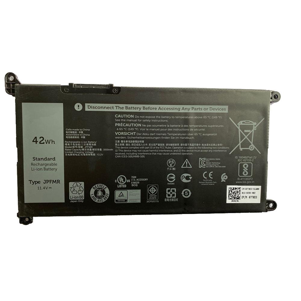 JPFMR laptop accu's