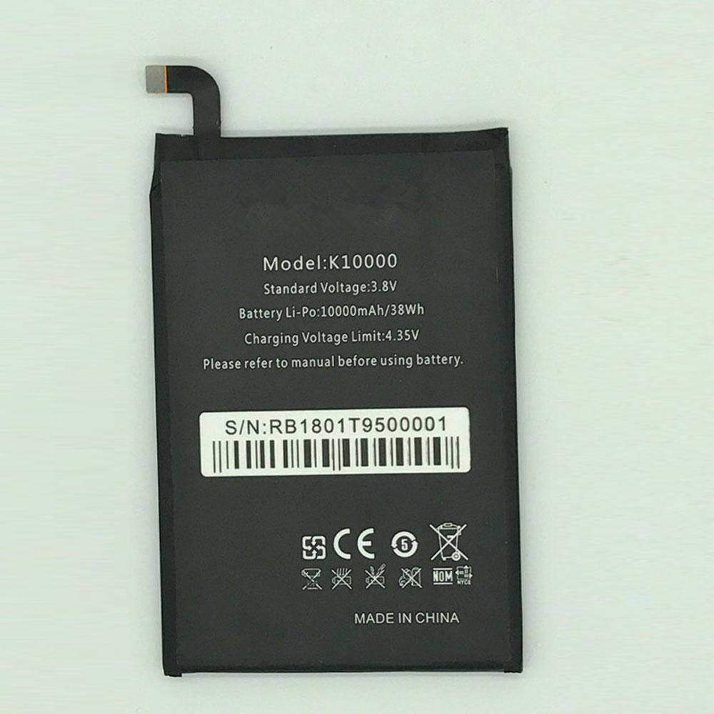 K10000 10000mAh/38WH 4.35V laptop accu