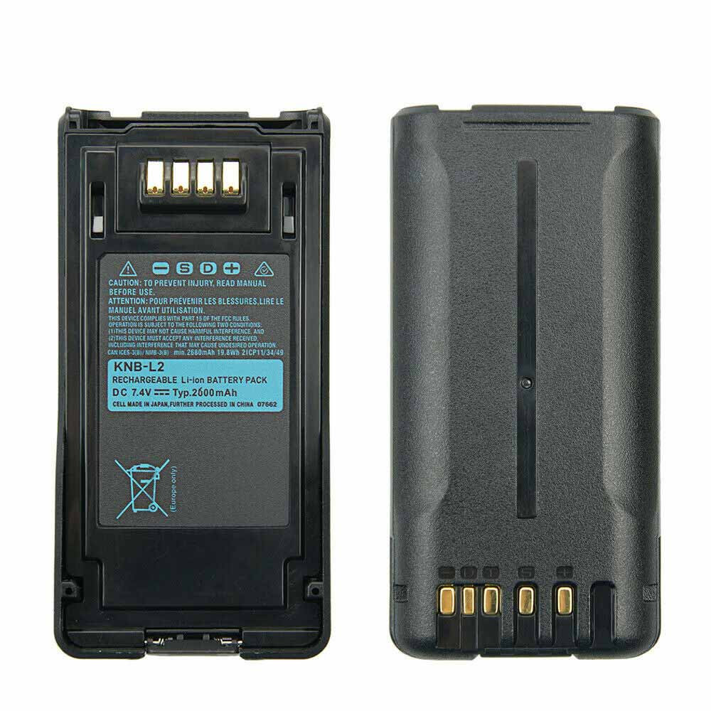 KNB-L2 batterij