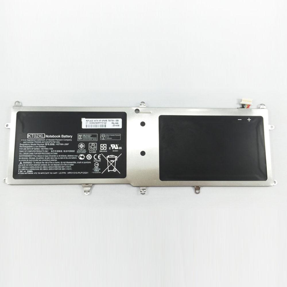 KT02XL Tablet accu's