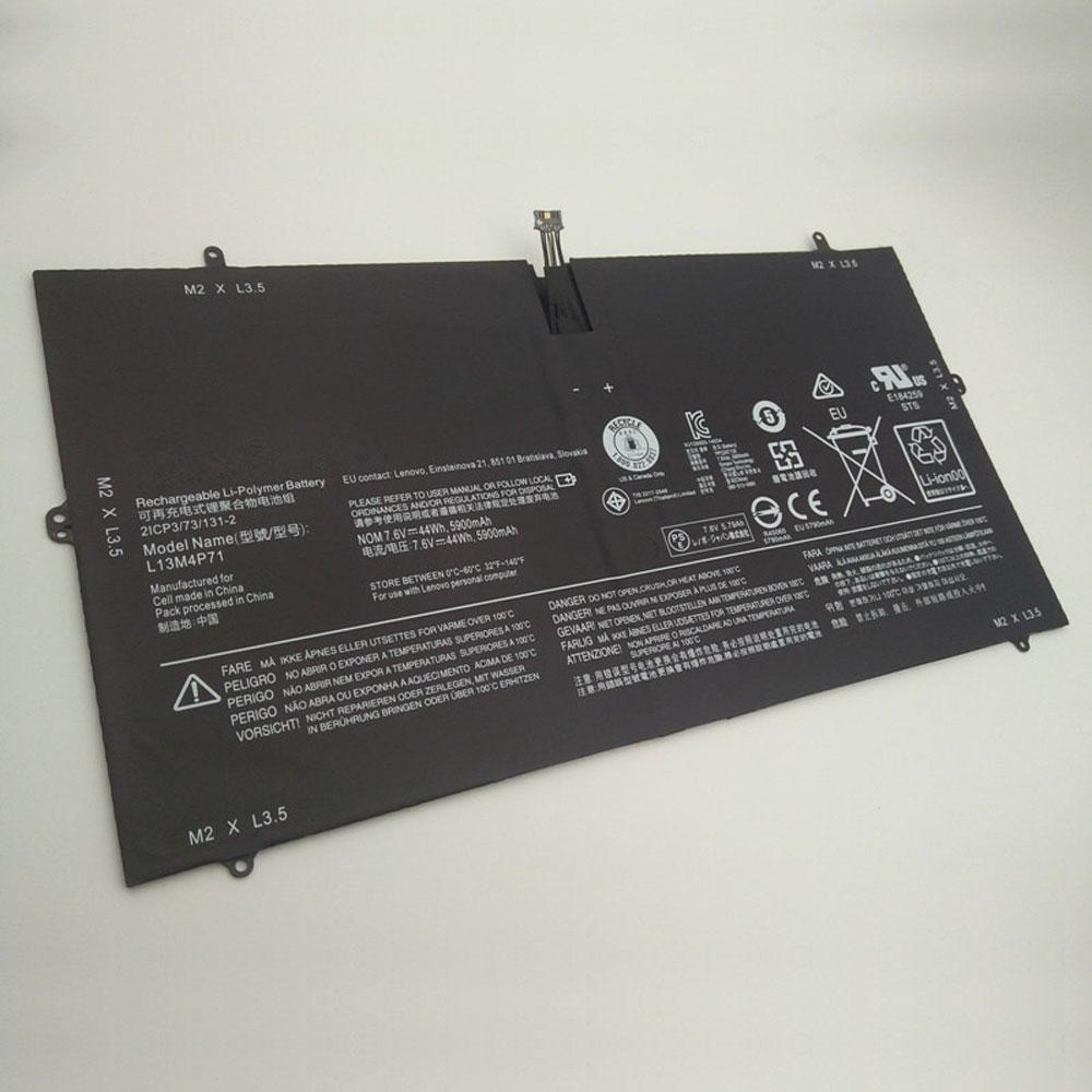 L13M4P71 laptop accu's