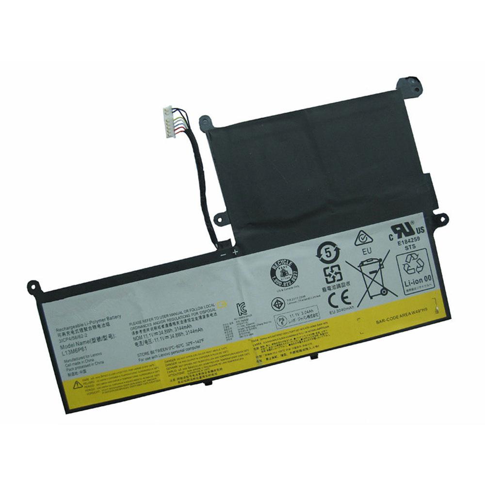 L13M6P61 laptop accu's