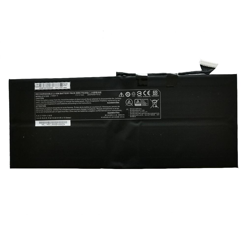 L140BAT-4 laptop accu's