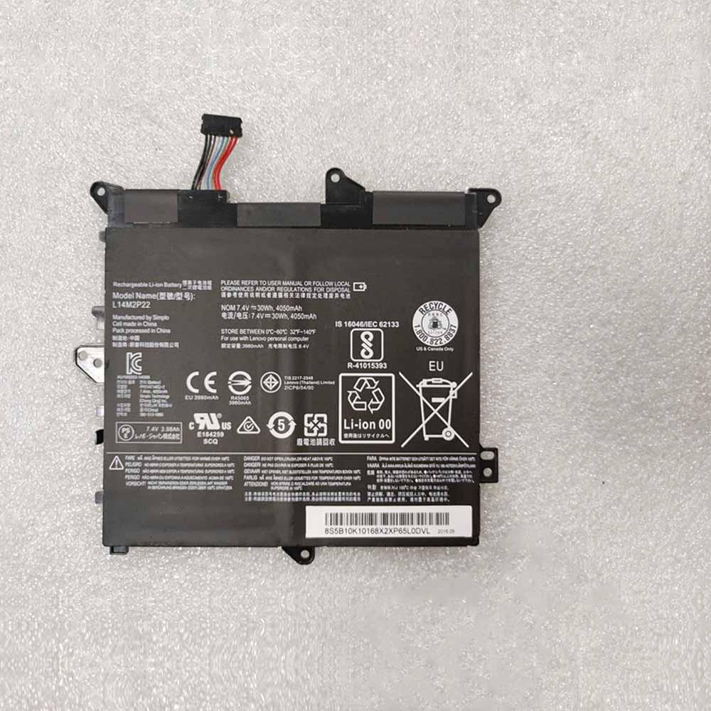 L14S2P21 laptop accu's