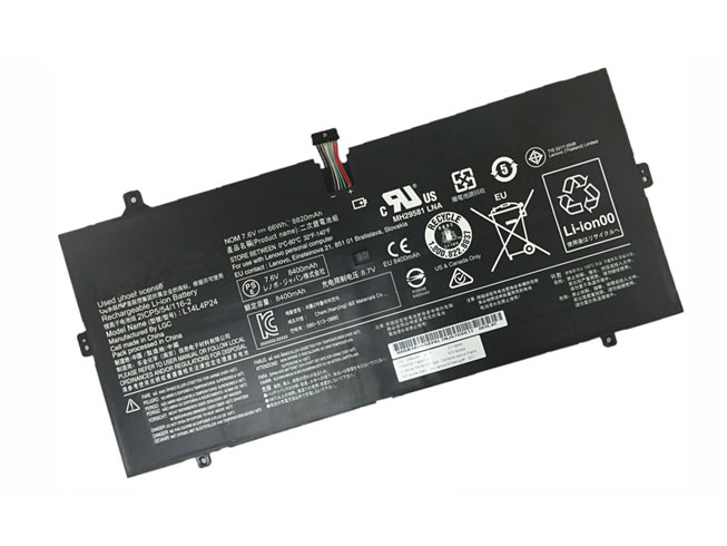L14L4P24 laptop accu's