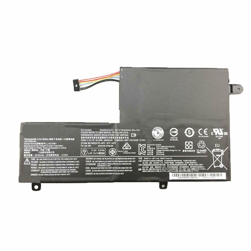 L15C3PB1 4510mAh/52.5WH 11.4V/13.05V laptop accu