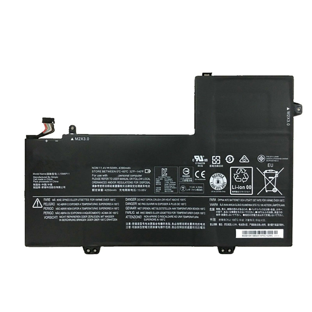 l15m6p11 laptop accu