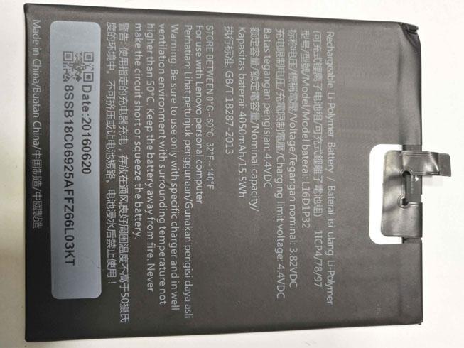 L16D1P32 Telefoon Accu's