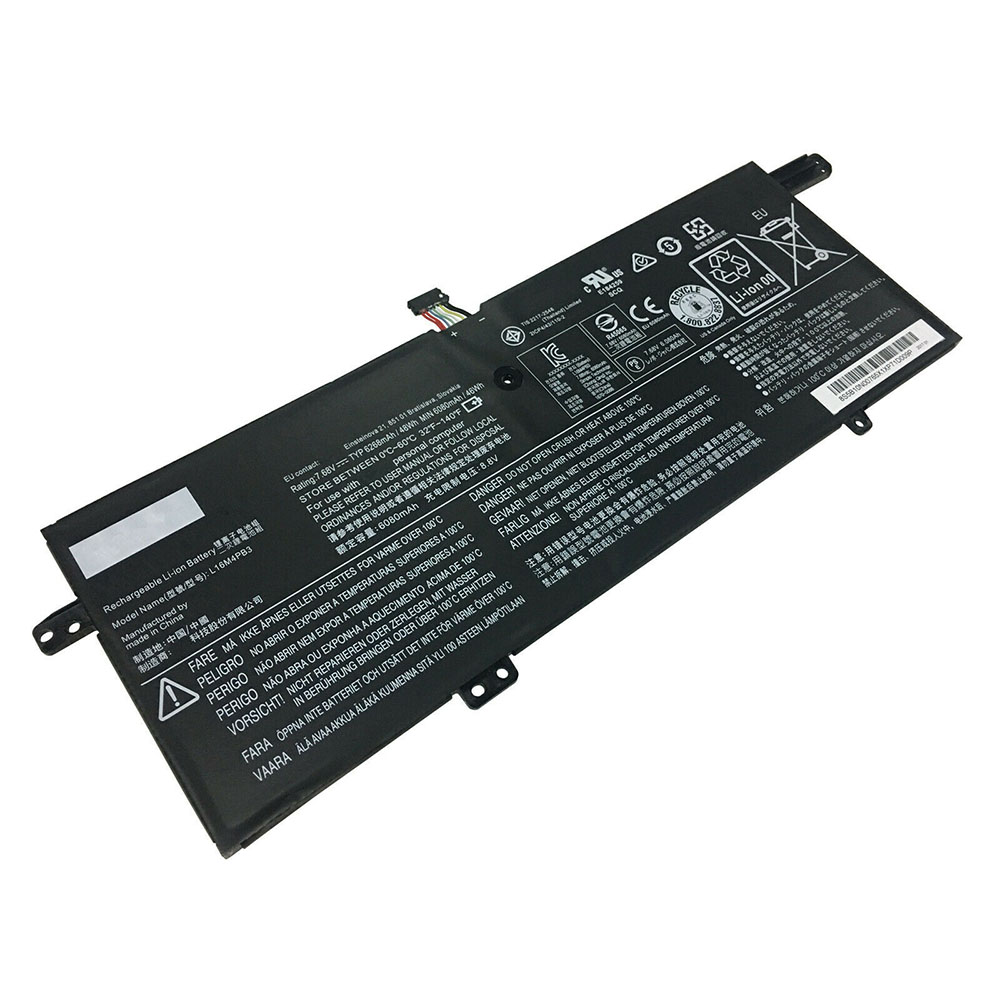 L16M4PB3 laptop accu's