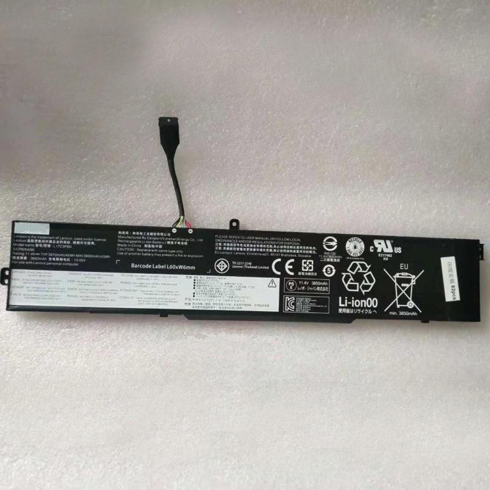 L17C3PB0 laptop accu's