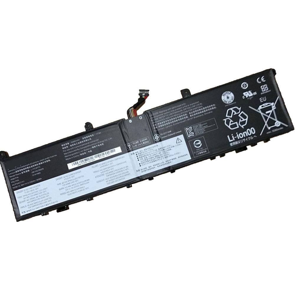 L17C4P72 laptop accu's