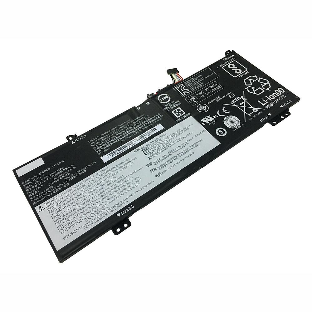 l17c4pb0 laptop accu