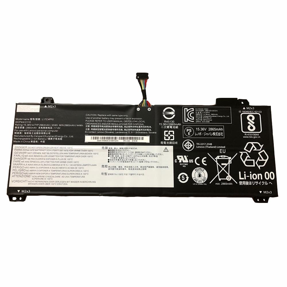 L17M4PF0 laptop accu's