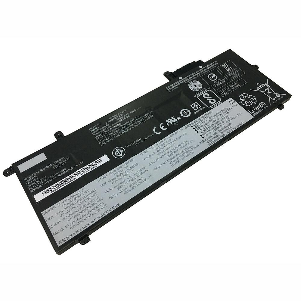 L17L6P71 laptop accu's