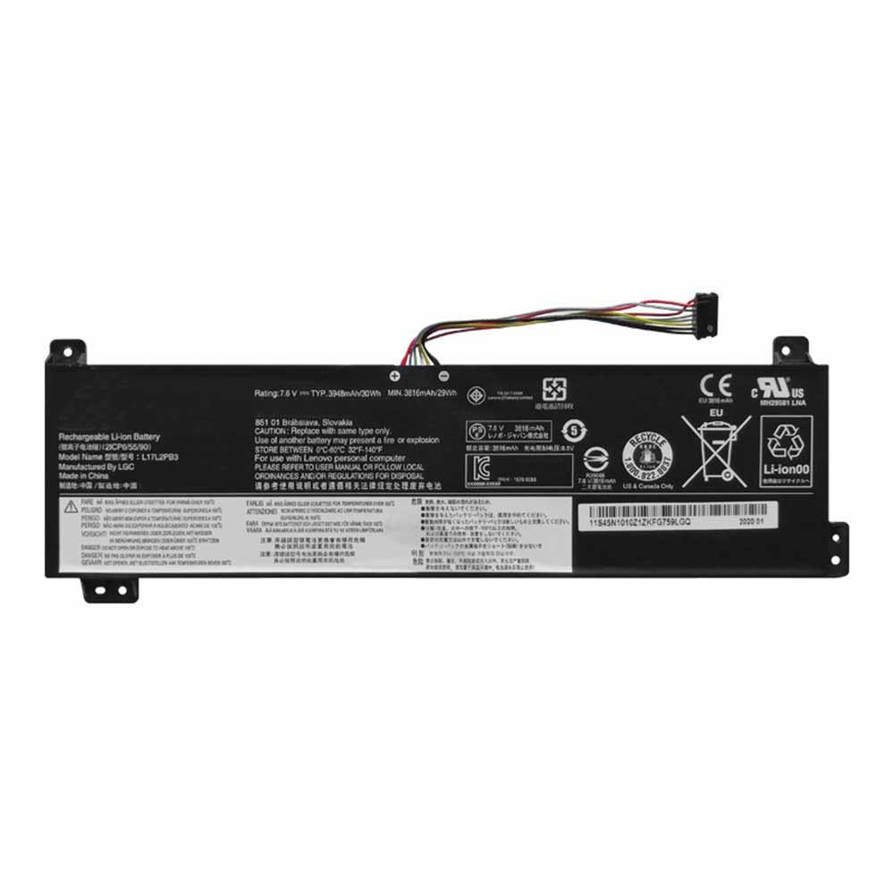 L17M2PB3 laptop accu's