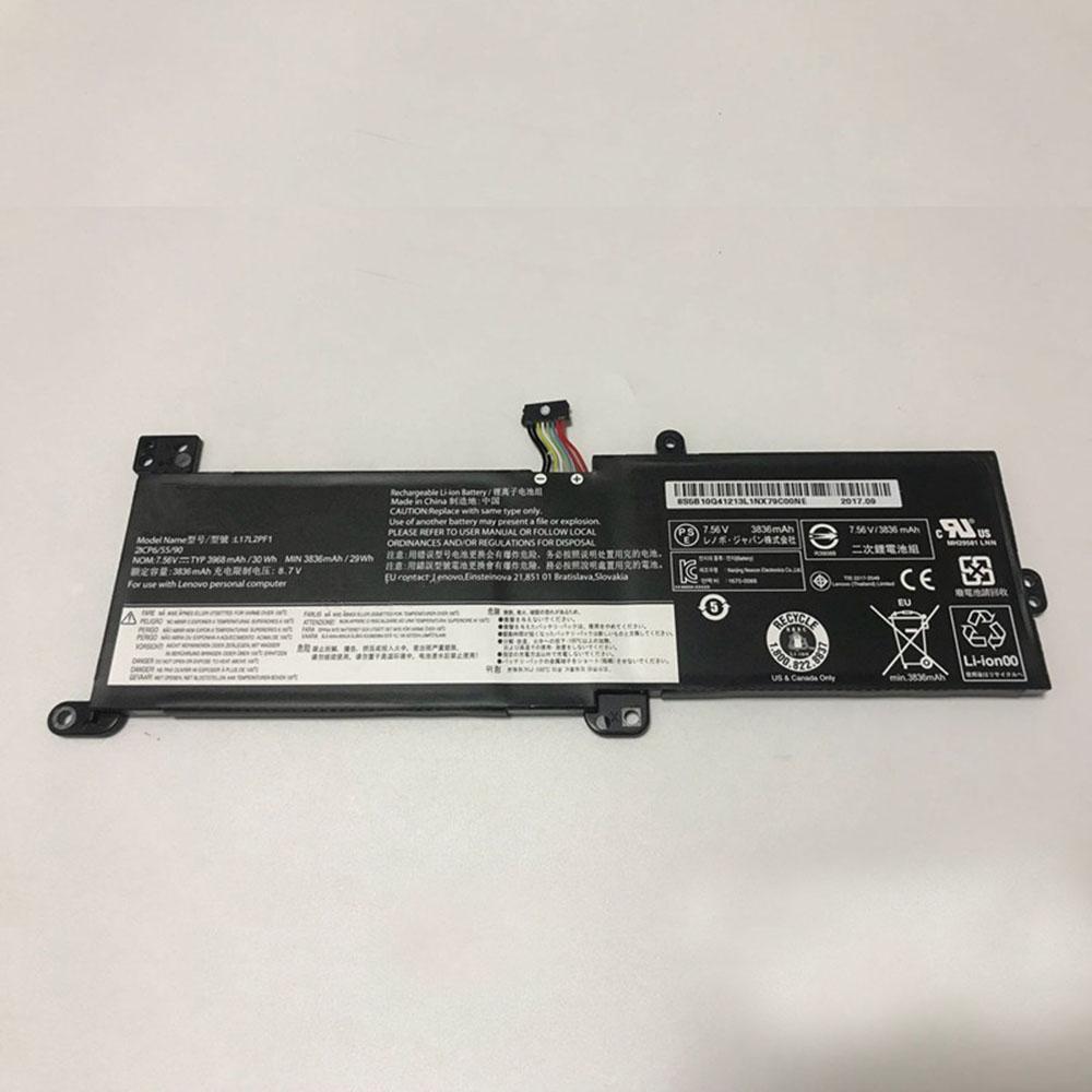 L17L2PF1 Tablet accu's