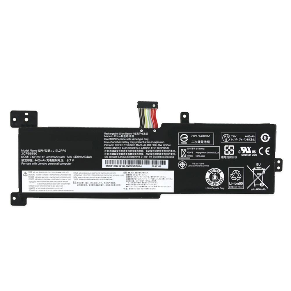 L17M2PF0 laptop accu's