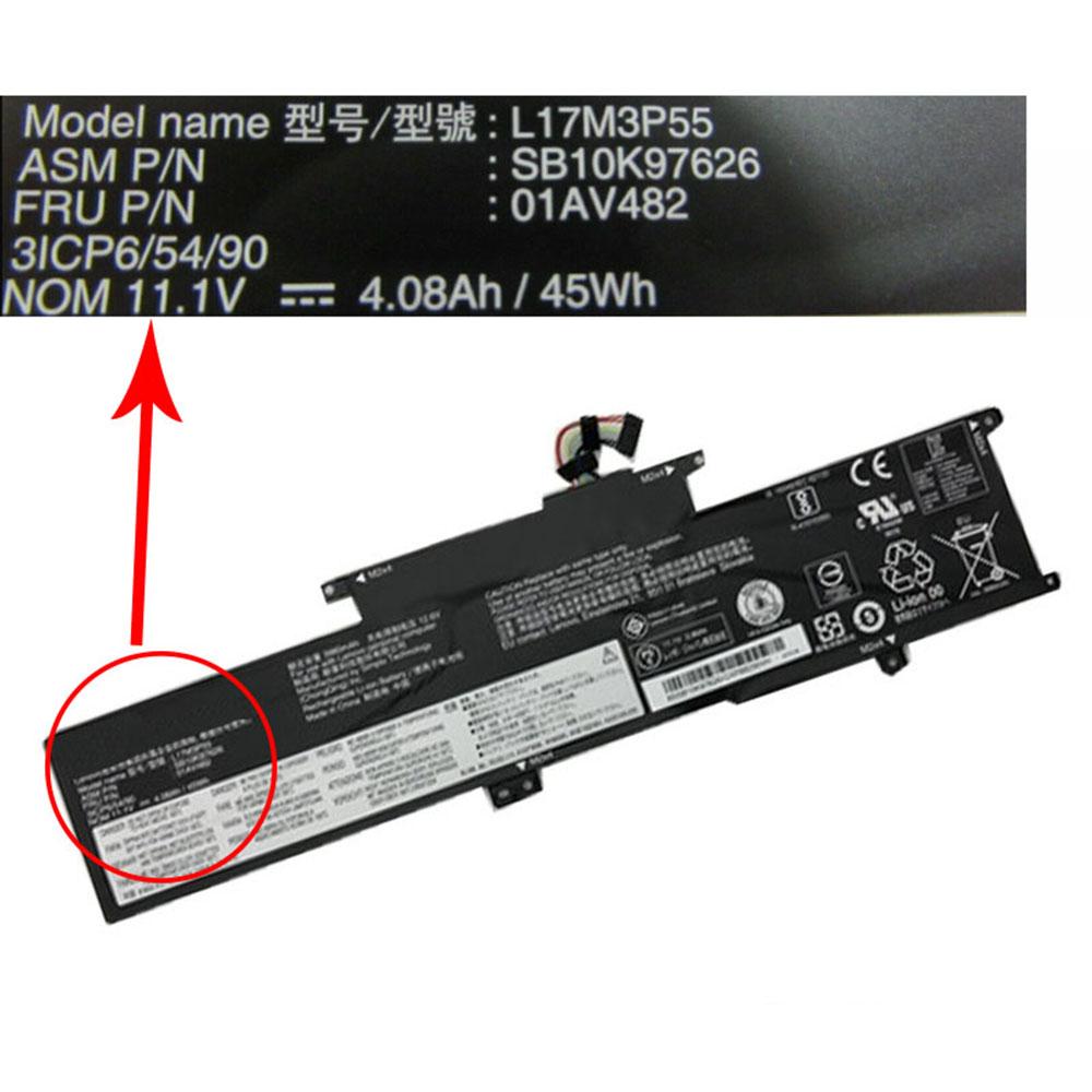 01AV482 laptop accu's