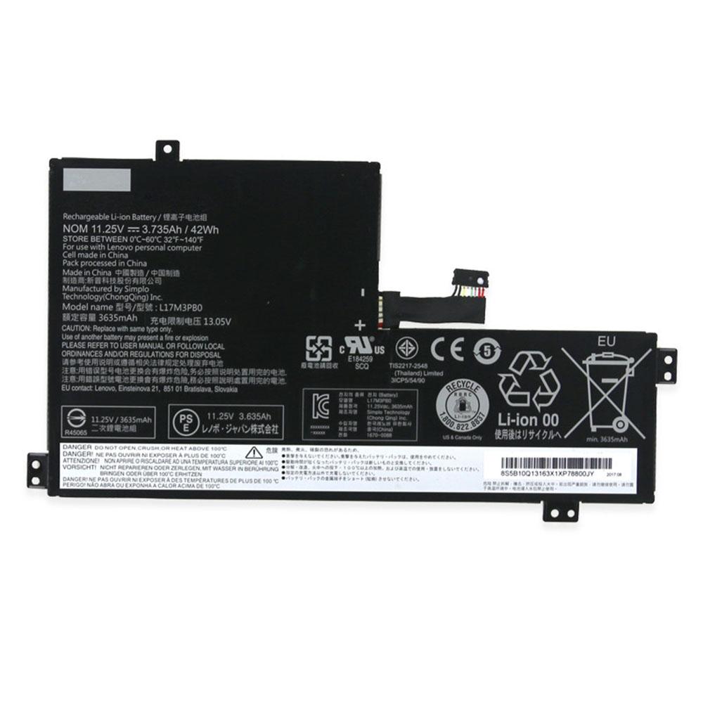 L17C3PG0 laptop accu's