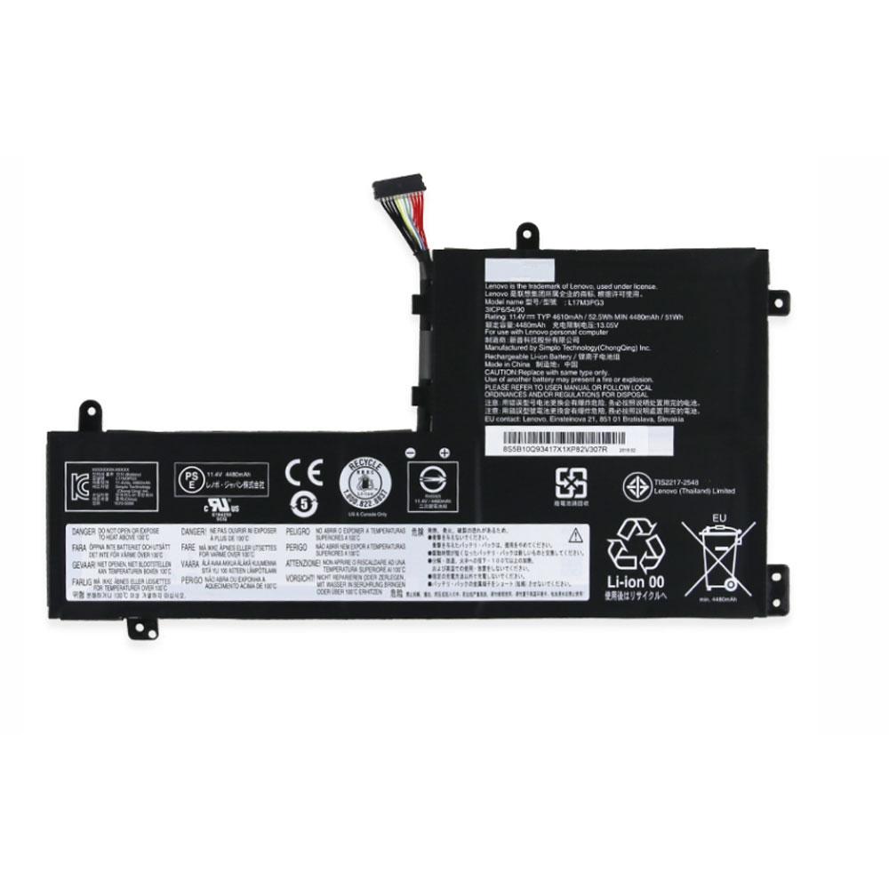 L17M3PG3 laptop accu's