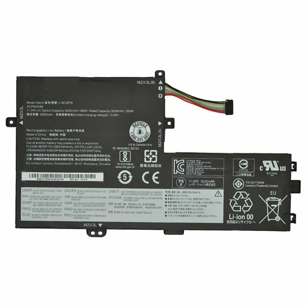 L18C3PF6 laptop accu's