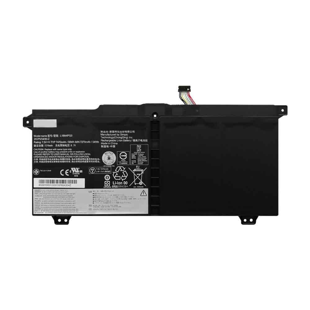 L18M4PG0 laptop accu's