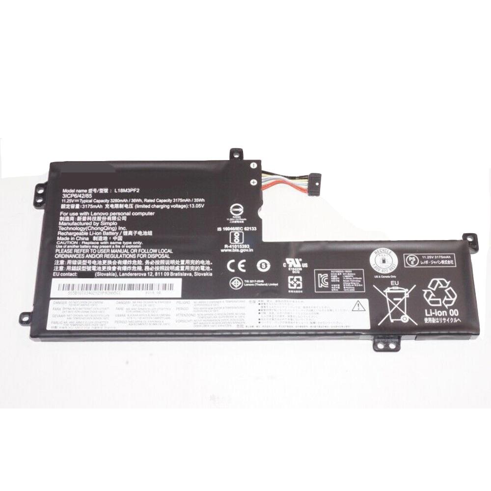 L18M3PF2 laptop accu's