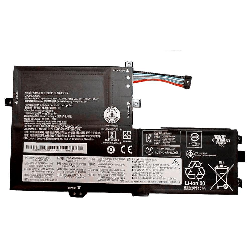 L18C3PF7 laptop accu's
