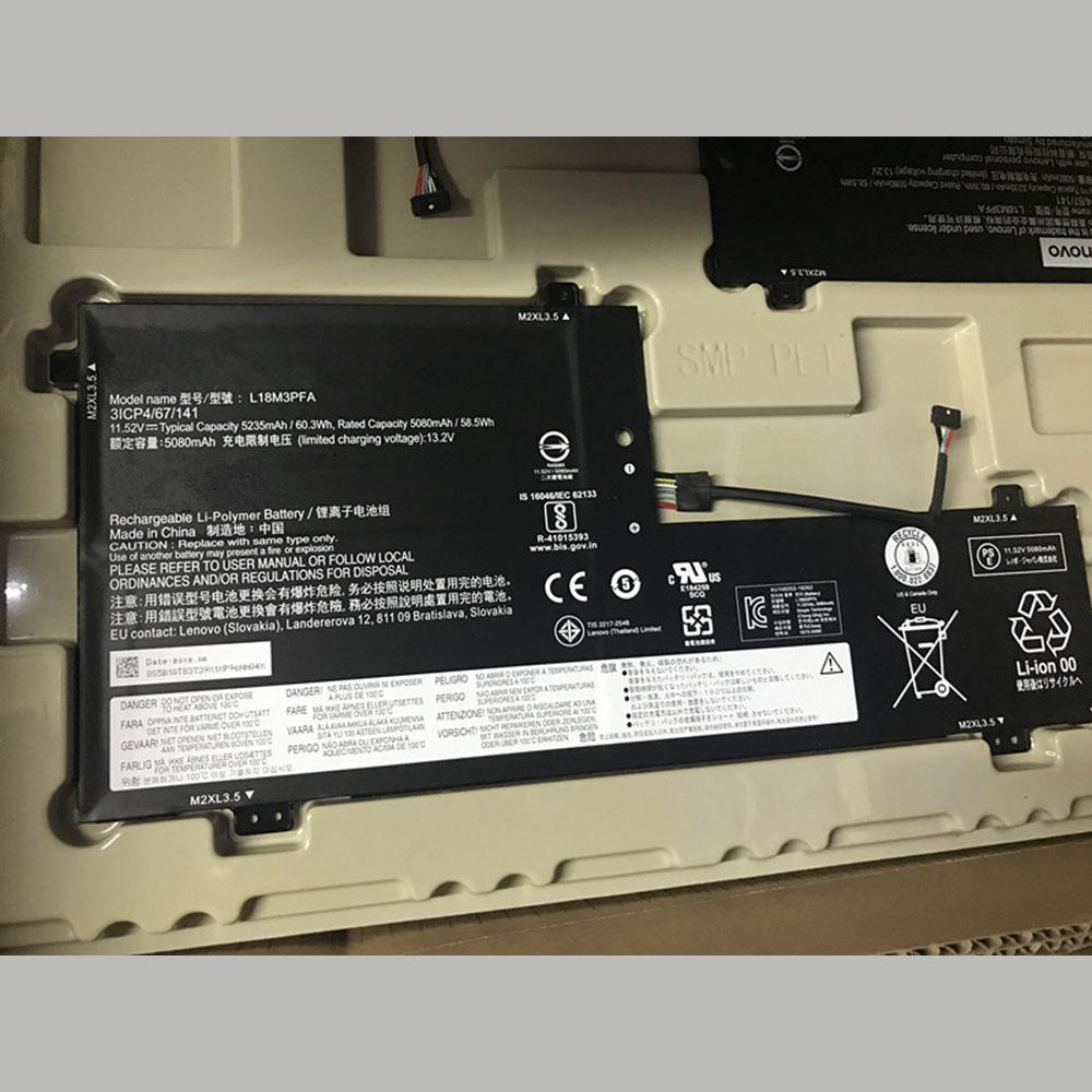 l18m3pfa laptop accu