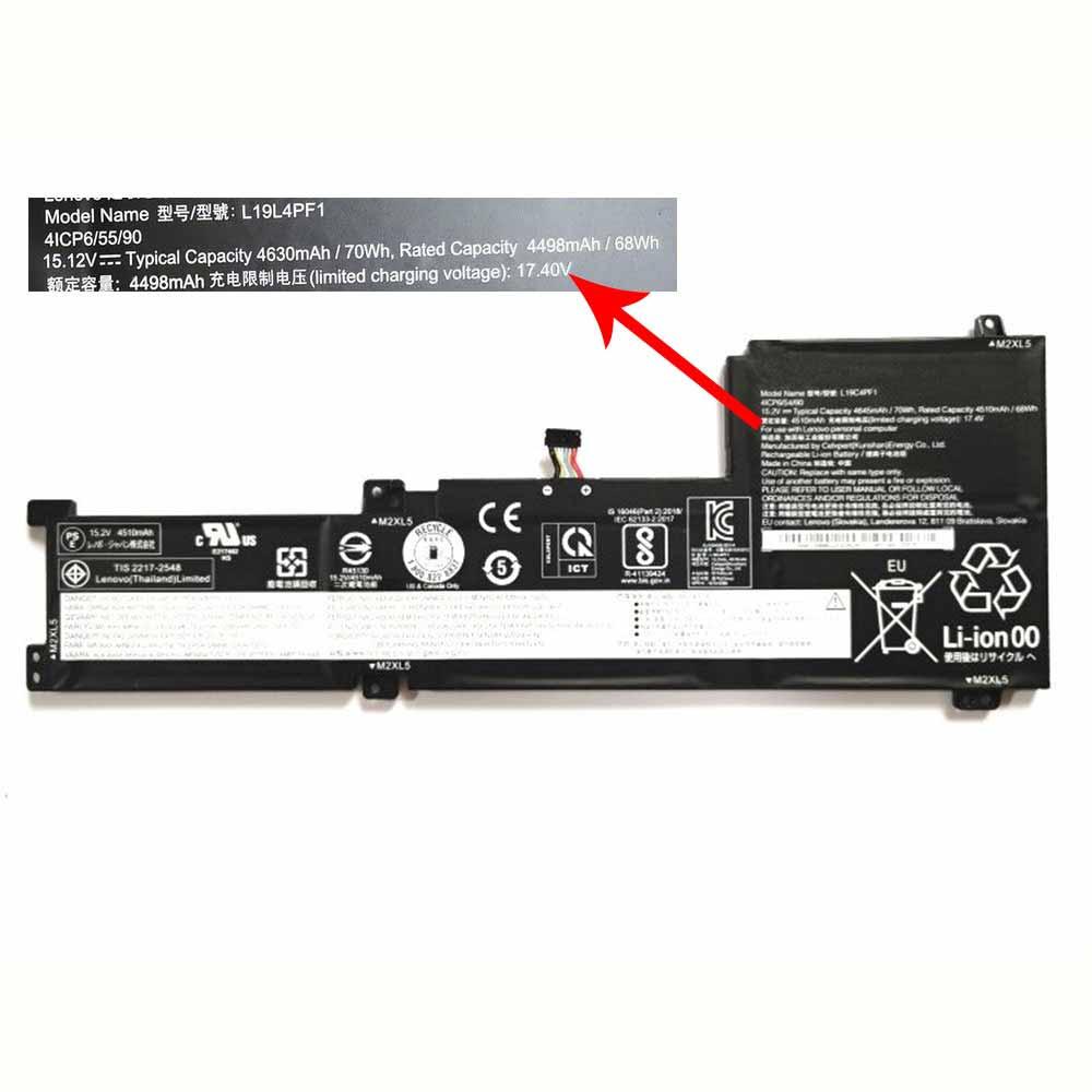L19C4PF1 batterij