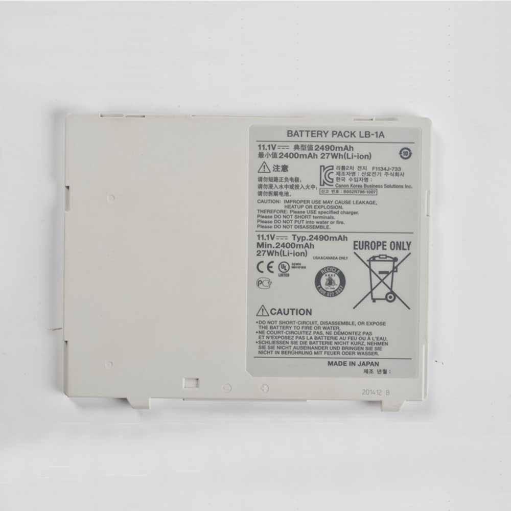 LB-1A batterij