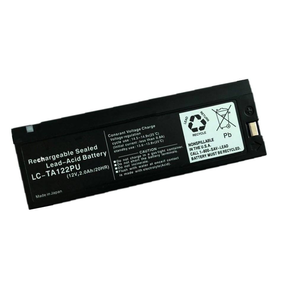 LC-TA122PU batterij