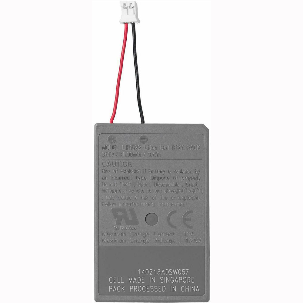 LIP1522 batterij