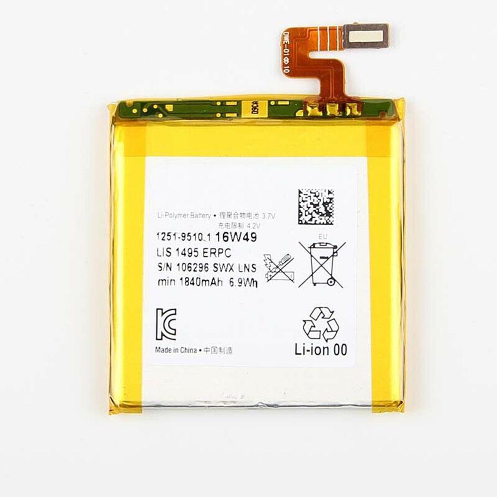 LIS1495ERPC Telefoon Accu's