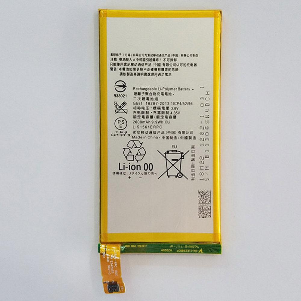 LIS1561ERPC Telefoon Accu's