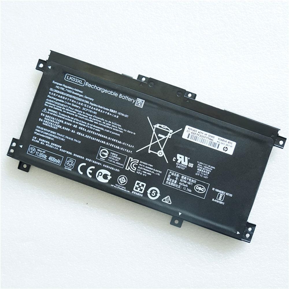 LK03XL laptop accu's