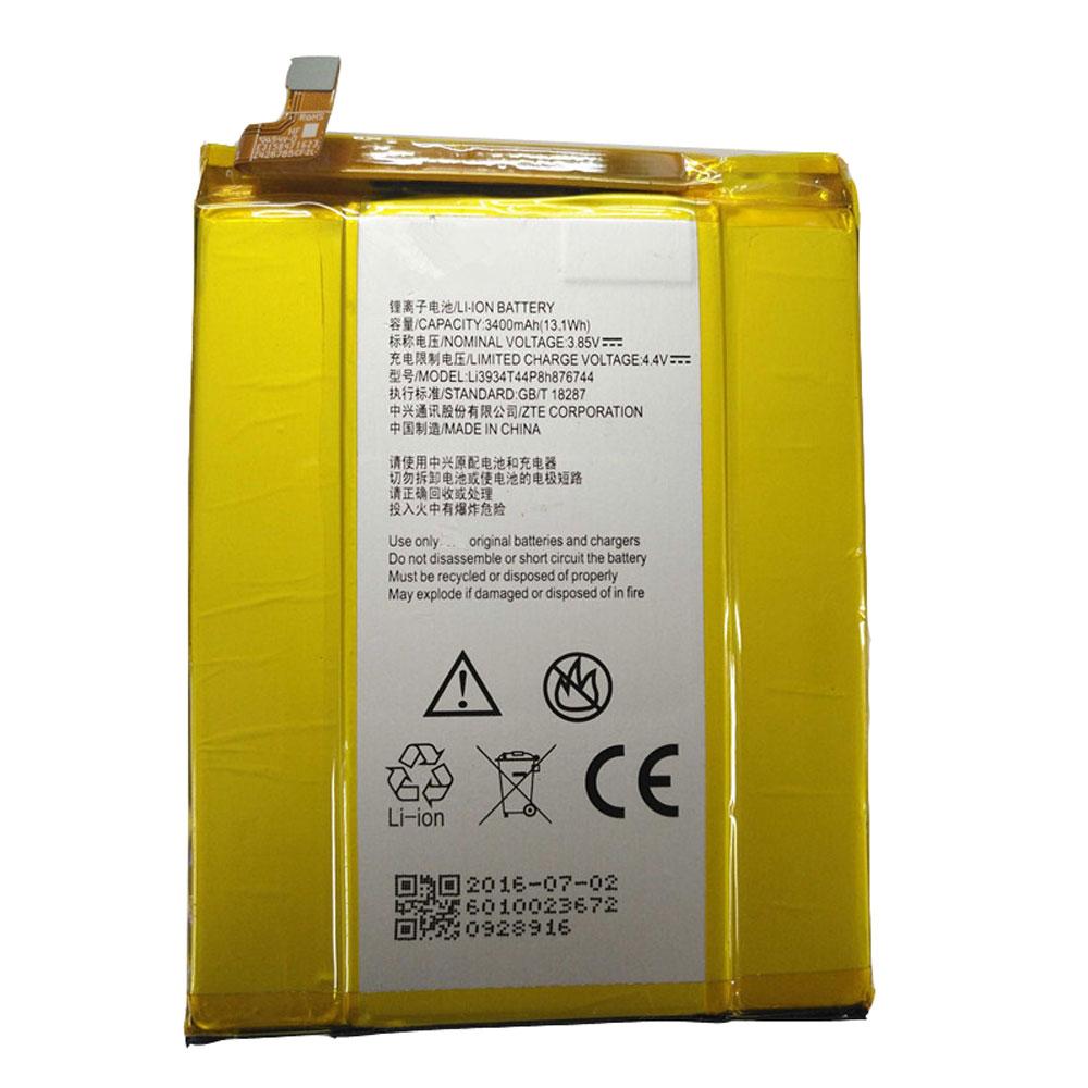 ZTE GRAND X MAX 2 Z988 ZMAX PRO Z981 Telefoon accu