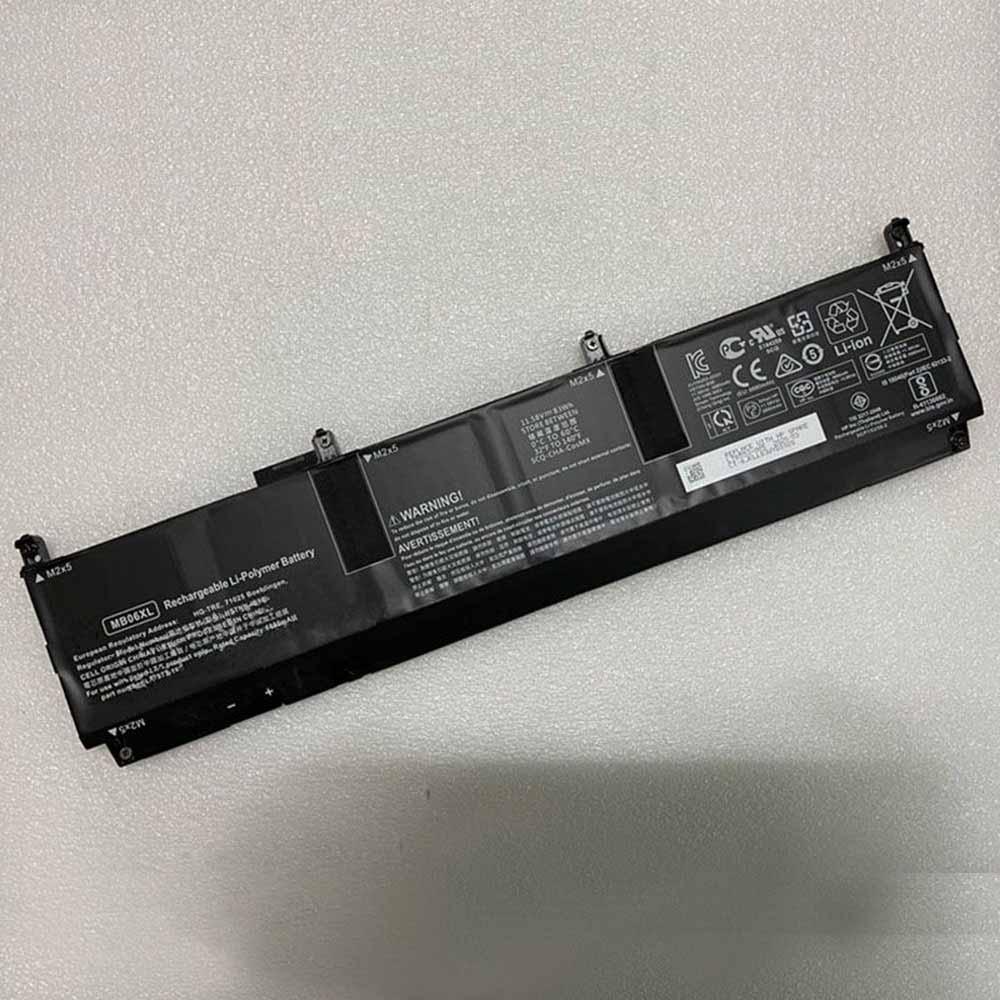 mb06xl laptop accu