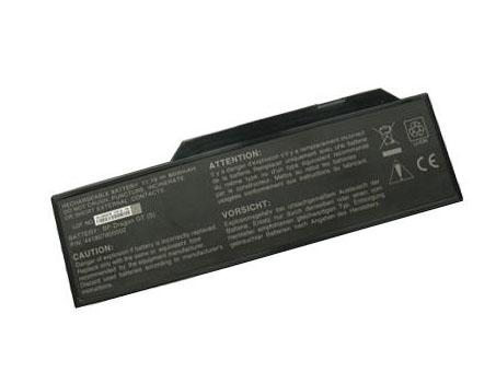 BP-DRAGON-GT(P) 6600mAh 11.1V laptop accu