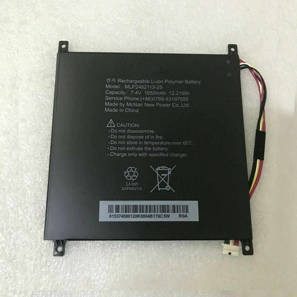 mlp2462113-2s Tablet accu