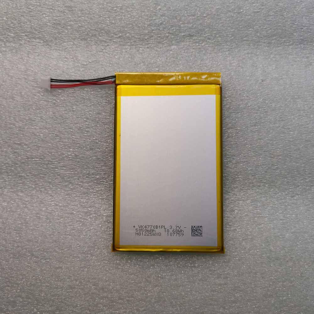 MLP5070111 5050mAh/18.68Wh 3.7V/4.2V laptop accu